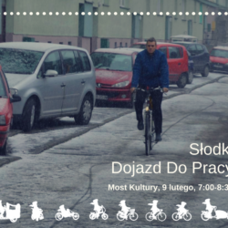 Winter Bike to Work Day 2018 Lublin